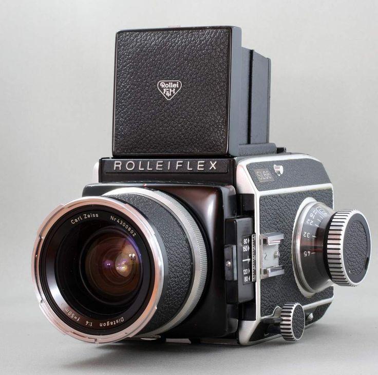 Rolleiflex, SL66
