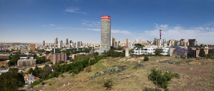 Johannesburg - City of Gold