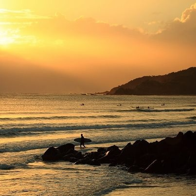 Byron Bay - Australia - photo by Tim Crawshaw