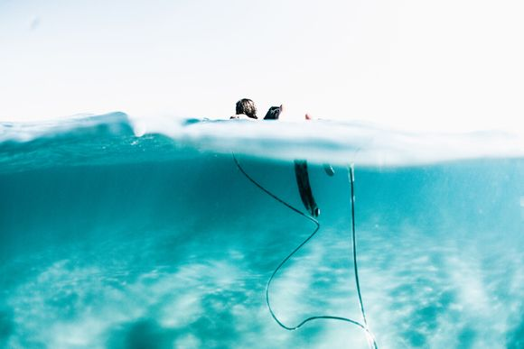 What I Learned From Learning To Surf