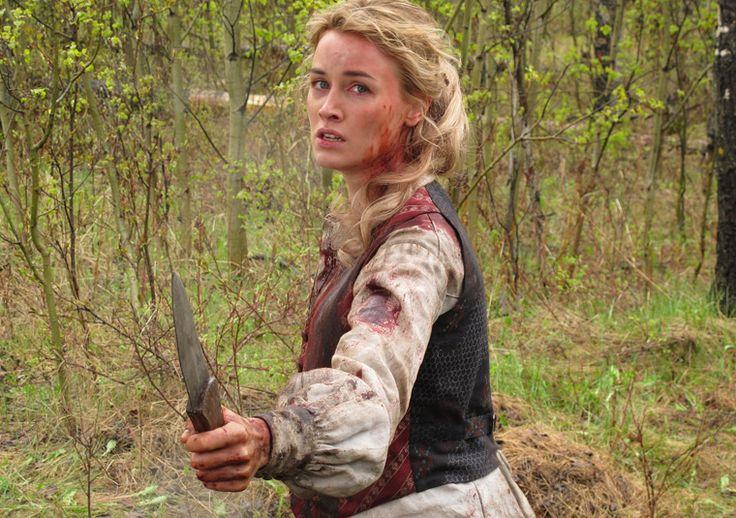 Hell on Wheels - Lily Bell – AMC