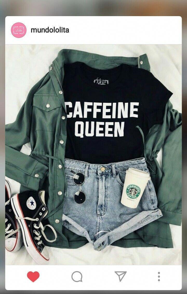 Roupa feminina Kings Road   – Kleidung für Teenager