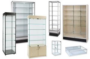We offer an assortment of affordable display cases for sale!  https://storefixturesandsupplies.com/