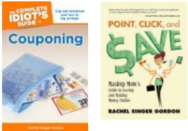 New couponing book by Rachel Singer Gordon