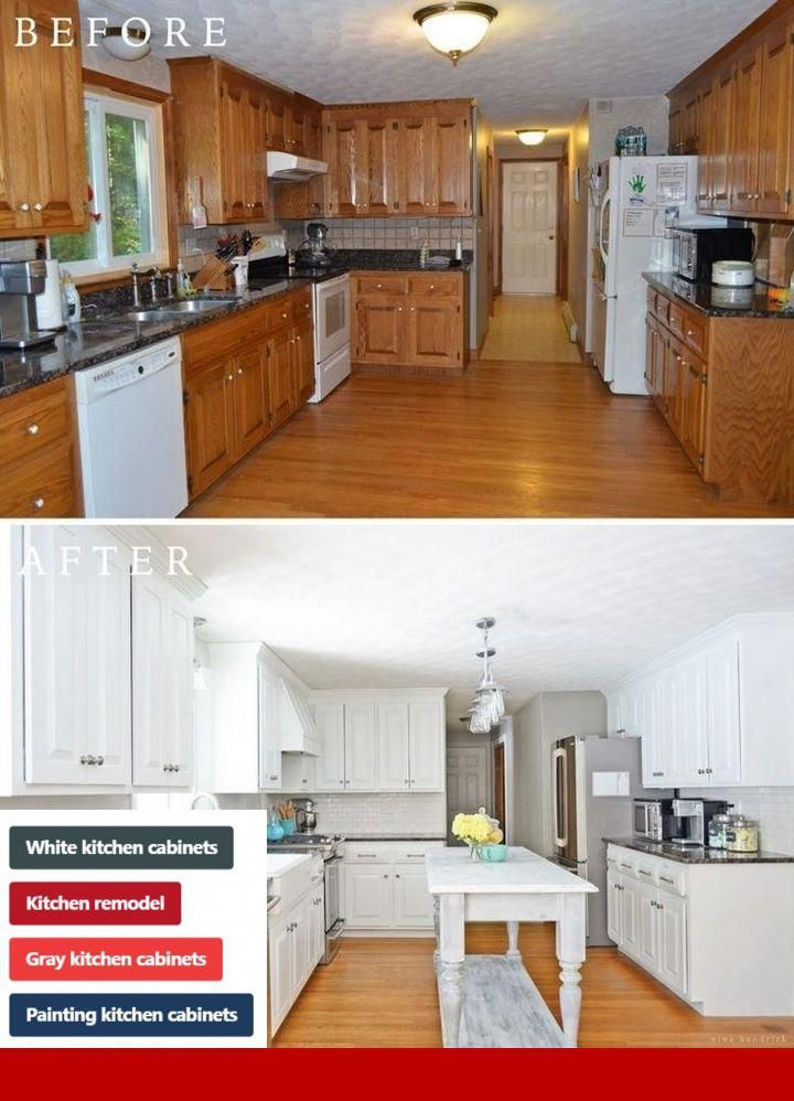 Colour Combinations For Kitchen Cabinets And Countertops Cabinets And Kitchencabine Diy Kitchen Renovation White Kitchen Cabinets Diy Cheap Kitchen Cabinets