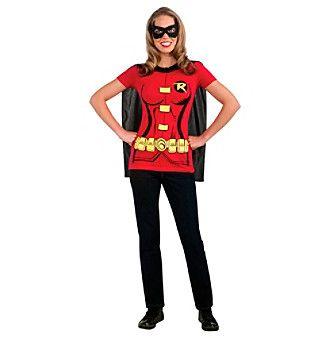 Robin Alternative Adult Costume