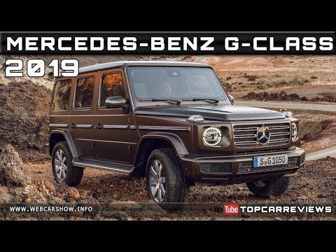 2019 Mercedes-Benz G-Class Review, Price, Release Date & Specs