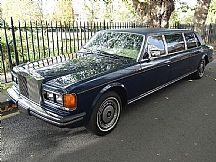 Rolls Royce Silver Spur LHD