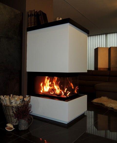 Krby s dekoratívnym drevom na plyn!
