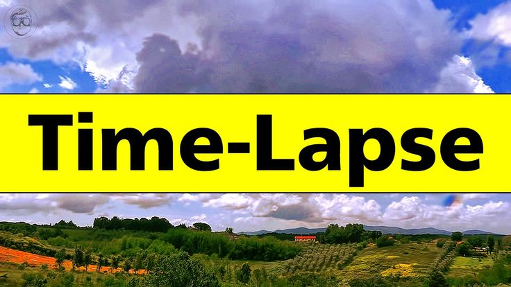 TUSCANY - A Time-Lapse Experiment