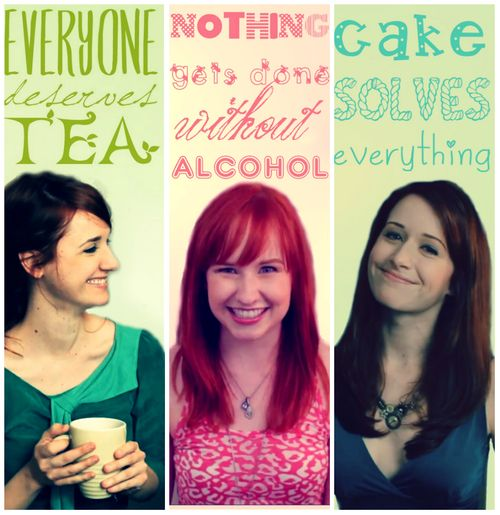 The Bennet Sisters... The Lizzie Bennet Diaries