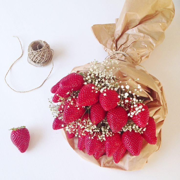 Joli bouquet gourmand. | Fi(lle)ancée