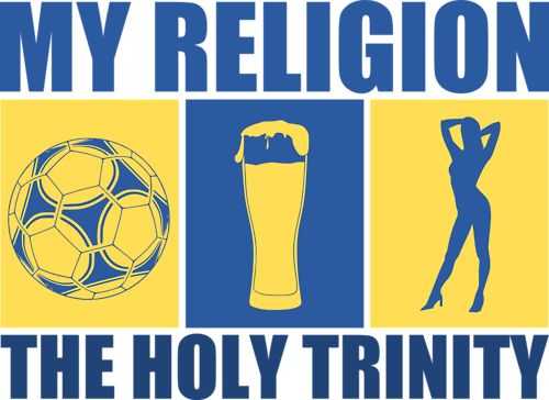 A comparison of the religion christianity and football