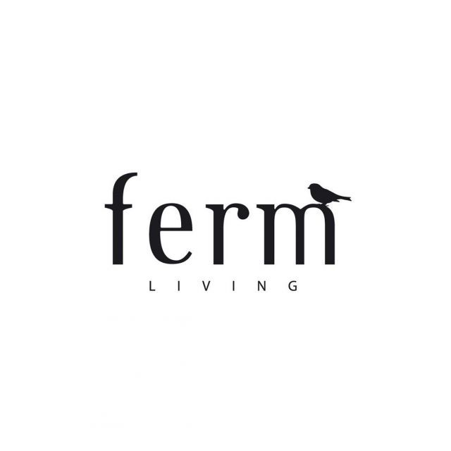 Ferm Living CUSCINO fantasia multicolore 60 x 40 cm
