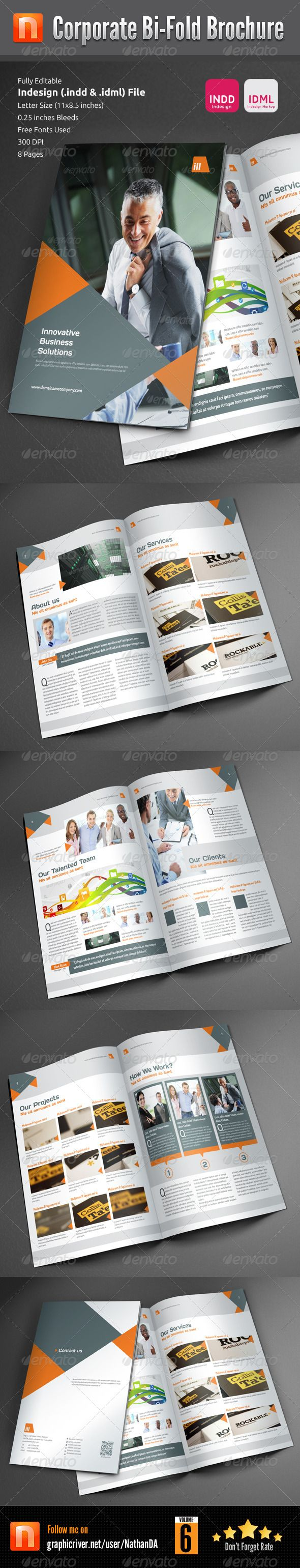 Best Brochures Templates Images On Pinterest Brochure - Editable brochure templates