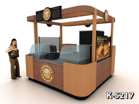 kiosk booth - Google Search | Bakery kiosk | Pinterest | Cream ...