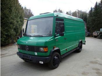 Transporter/LKW bis 7,5t Koffer Mercedes-Benz 611 ex Polizei. Verkauf von Transporter/LKW bis 7,5t Koffer Mercedes-Benz 611 ex Polizei aus Deutschland. Truck1 ID: 1143643.