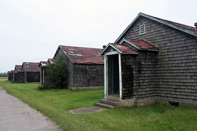 Abandoned Military Base-Picton, Ontario is now the home of Sicabelle Photography and Sarah Thompson Photography!