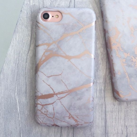 Shop Women's White size Various Phone Cases at a discounted price at Poshmark. Description: Beautiful white and rose gold Chrome marble case Available for: iPhone 6 iPhone 6s iPhone 6 Plus iPhone 6s Plus iPhone 7 iPhone 7 Plus iPhone 8 iPhone 8 Plus iPhone X. Sold by kwaccessories. Fast delivery, full service customer support.