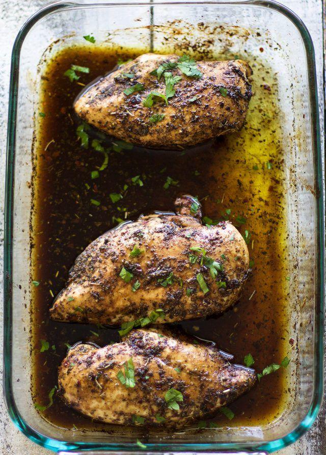 Hvordan bake saftig kyllingebryst   eHow