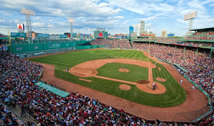 #4: Three words: Red. Sox. Games!