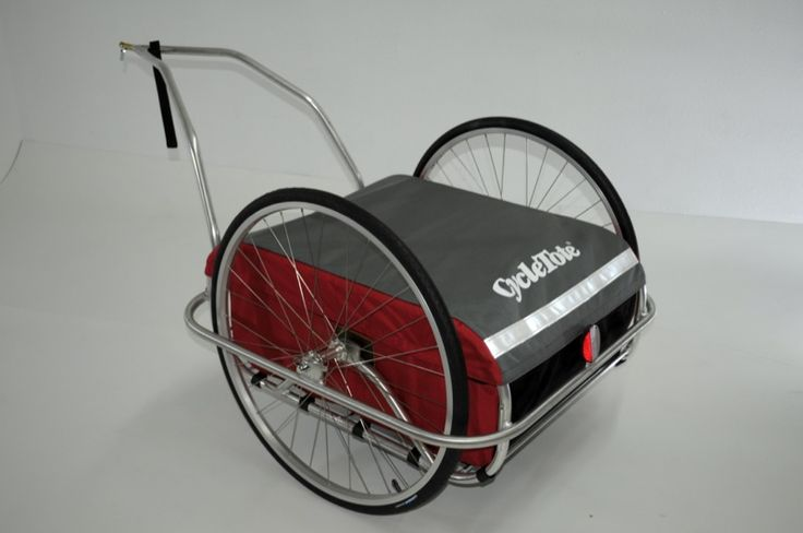 Enclosed Bicycle Trailers-Cargo   Shop » Trailers » Cargo + Utility Trailers » Small Cargo Trailer