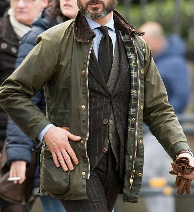 Résultats de recherche d'images pour «barbour jacket suit»
