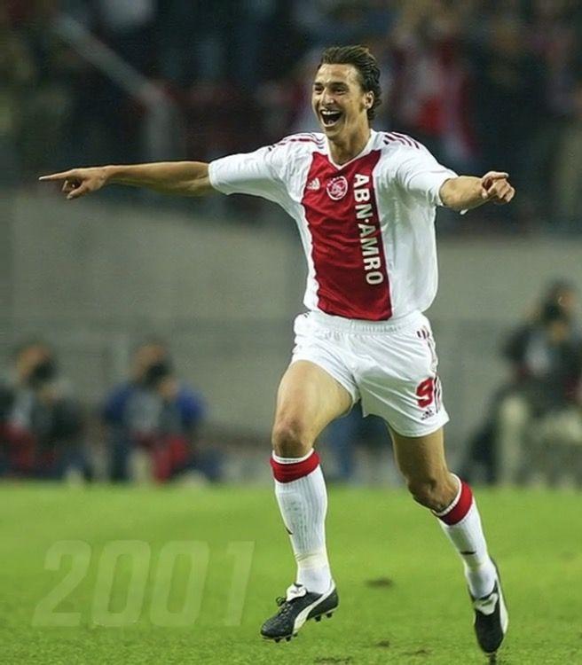 Zlatan Ibrahimovic- Ajax ❤️