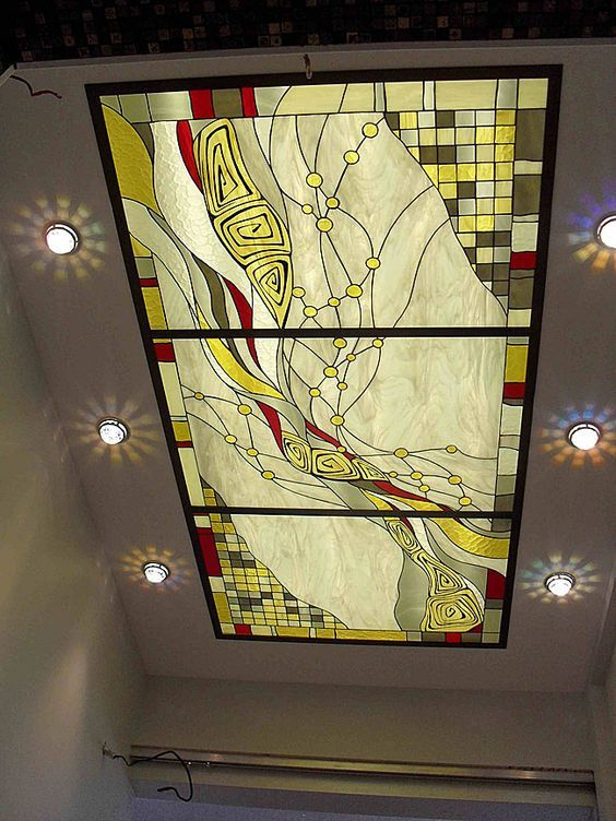 Stained Glass Panels For False Ceiling Designs A Comprehensive Guide To Installing Stained Glass Ce Stained Glass Panels Ceiling Design False Ceiling Design