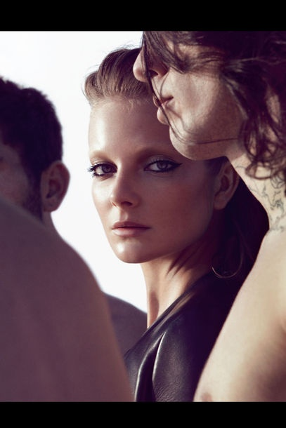 Photo Camilla Akrans for German Vogue2012