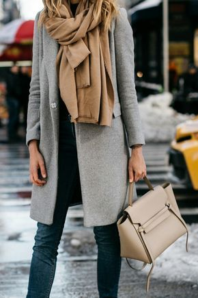 Great trend scarf woman