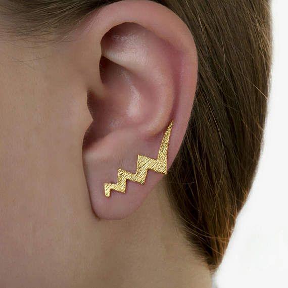 Ελάχιστη Ear ClaimberEar σφαλιάρα Earring925 Sterling