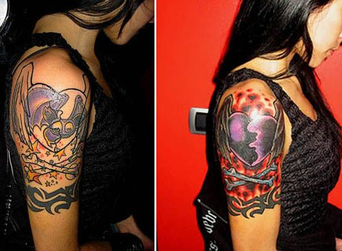 tattoo cover up sleeve women - Google Search | tattoo