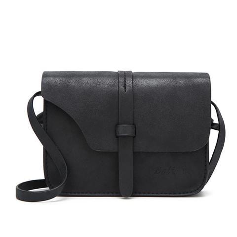 [EBay] Bolish Nubuck Leather Women Bag Fashion Single Strap Crossbody Bag Candy Color Mini Phone Bag