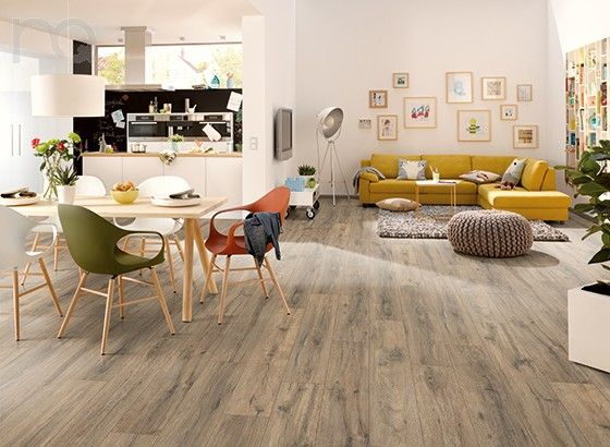 Egger 8mm Classic 8mm H1007 PARQUET OAK DARK Laminate