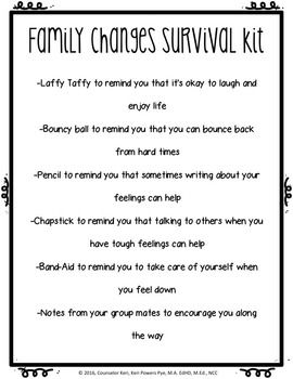 Changing Families: School Group Counseling... by Counselor Keri | Teachers Pay Teachers (scheduled via http://www.tailwindapp.com?utm_source=pinterest&utm_medium=twpin&utm_content=post78931777&utm_campaign=scheduler_attribution)