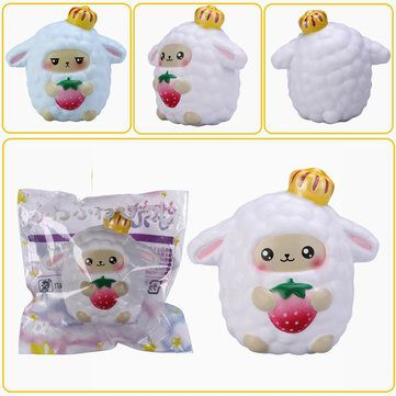 Only US$17.99, buy best Yumeno Squishy Dreamy Sheep Slow Rising Scented Original Packaging Collection Gift Decor Toy sale online store at wholesale price.US/EU warehouse.