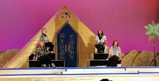 Image result for designs for joseph technicolour dreamcoat and brothers
