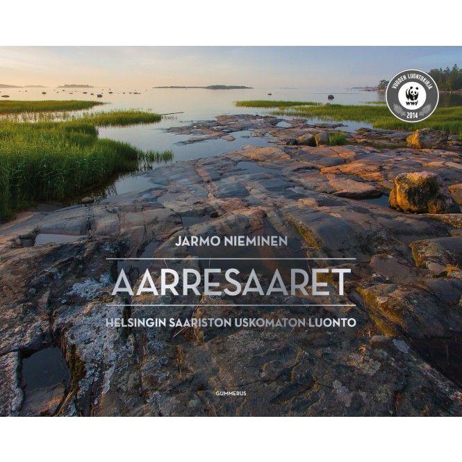 Kirja AARRESAARET - HELSINGIN SAARISTON USKOMATON LUONTO - www.partioaitta.fi - Partioaitta
