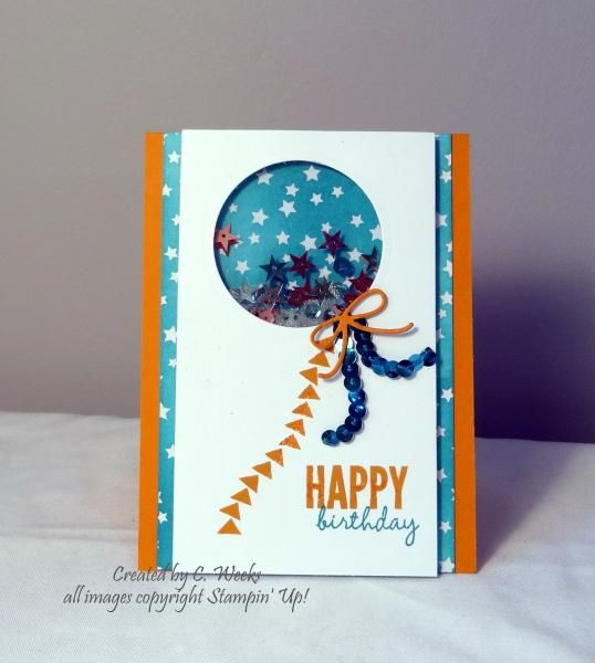 CreativeCrew_Shake it! by Weekend Warrior - Cards and Paper Crafts at Splitcoaststampers