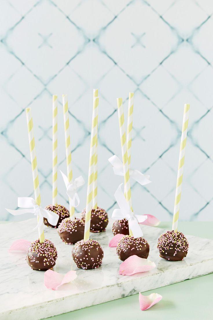 Brownie-cakepops   K-ruoka #lastenkutsut