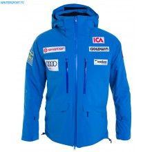 Goldwin Men Sweden Alpine Team Jacket – Clear Blue