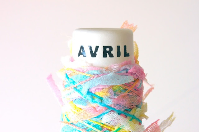 Love this Avril yarn!