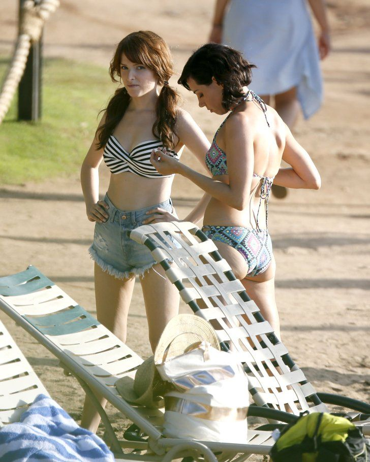 Pin for Later: Anna Kendrick Busts a Move in a Bikini