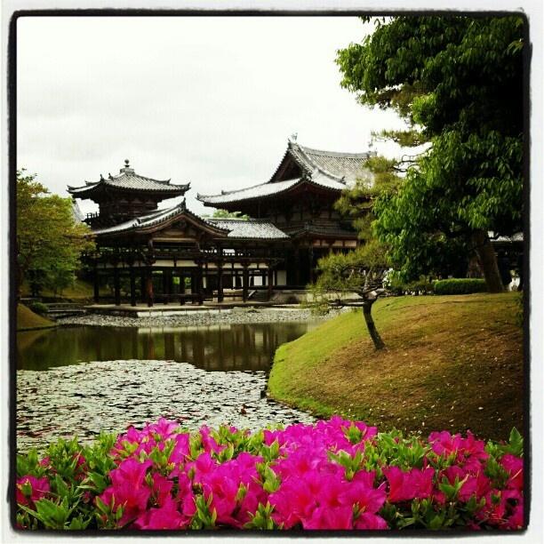 平等院·宇治 Byodoin, Uji, Japan