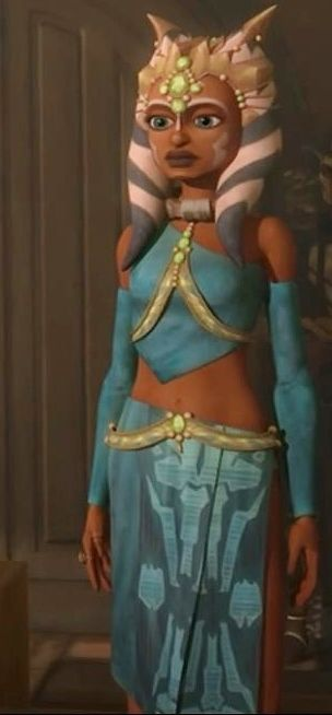 Clone Wars, Season 4, Episode 12, Slaves of the Republic Ahsoka.