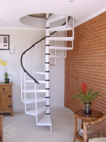 escada caracol branca - Pesquisa Google