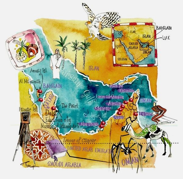 With Images Asia Map Illustrated Map Country Maps