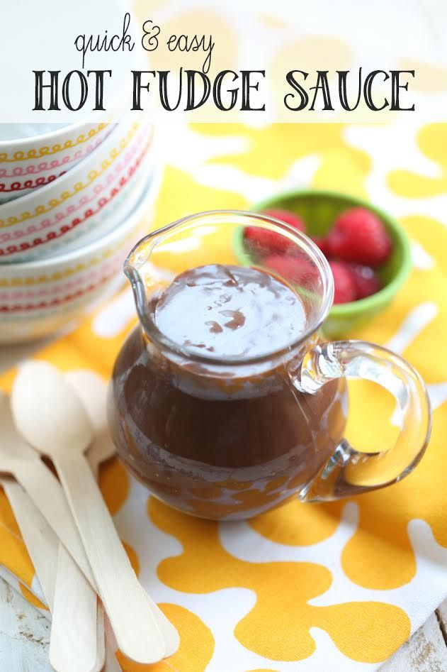 EASY HOT FUDGE SAUCE 3 ounces AMERICAN HERITAGE® Chocolate Block ...