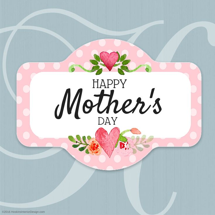 Hoskins Interior Design An Indianapolis Firm Wishes All Moms A Happy Mothers Day